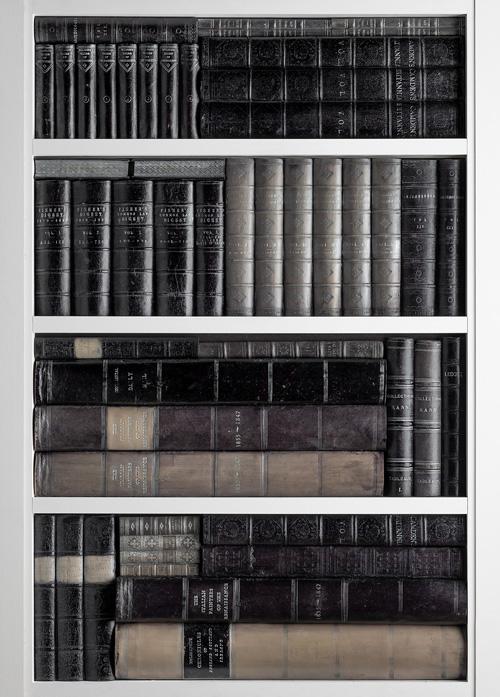 Imitation Books Hidden Door Panel Display Book Ends DecBOOKS Decora Mouldings Faux Books